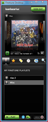 Finetune Desktop